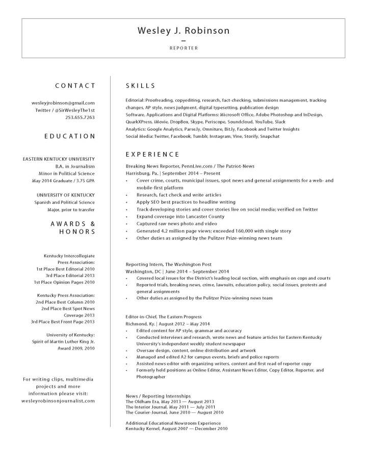 How Update Resume Examples] Update Current Resume Time Your